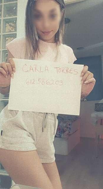 CARLA TORRES – PARTICULAR –  612586203