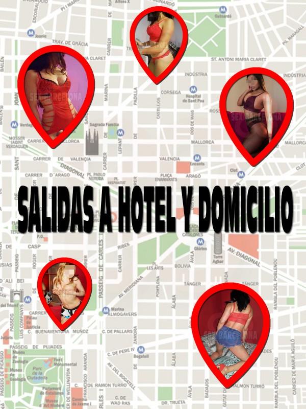 En Sex Barcelona, estamos ABIERTAS las 24 horas!!! 682470375