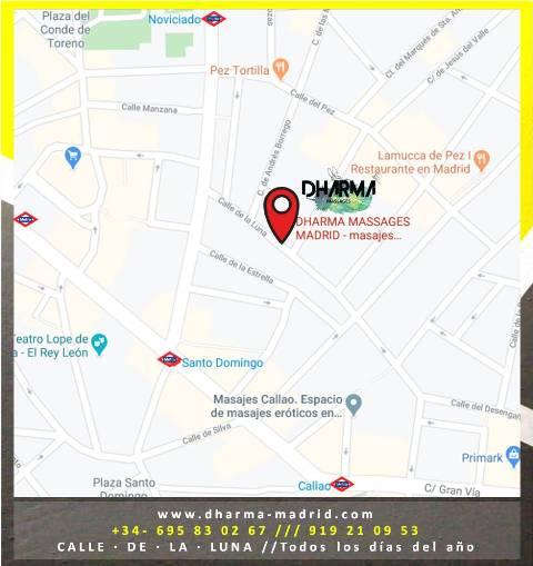 [Masajes con Final Feliz] Madrid DHARMA-MADRID.COM 695830267