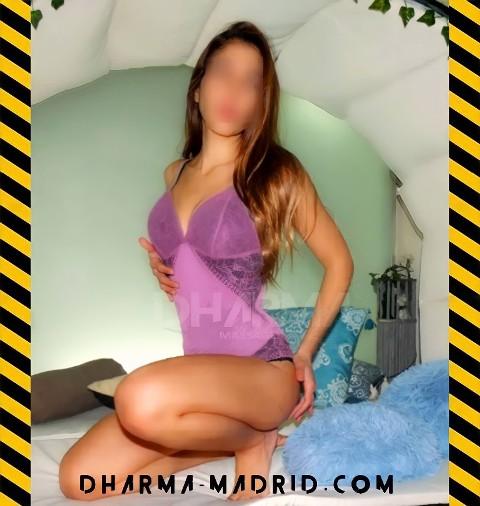 Desde 50 euros [Masajes eróticos en Madrid]  695830267