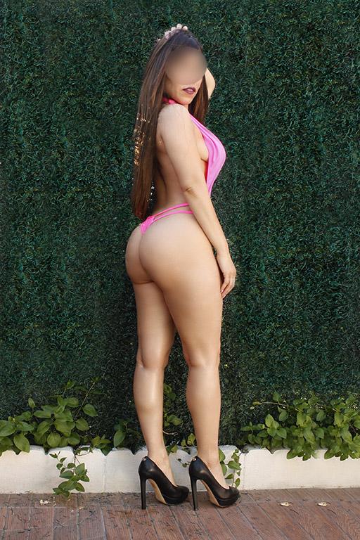 Dulce Preciosa belleza española una jovencita con