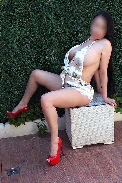 Andrea preciosa belleza latina, un voluptuoso cuer