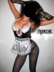 FRANCINE !! PRECIOSA LOLITA BRASILEÑA MUY GUARRILLA