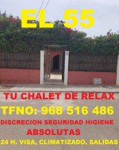 EL 55 TU CHALET DEL PLACER DE CONFIANZA